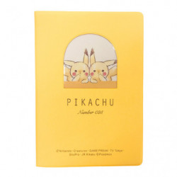 Agenda Hebdomadaire B6 Fenêtre Pikachu number025 japan plush