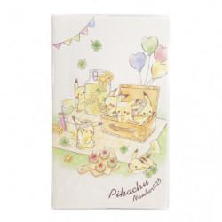 Agenda Mensuel Picnic Pikachu number025 japan plush