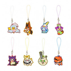 Keychain Lover Strap Galar Garden Halloween 2020 Box japan plush