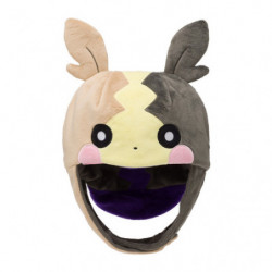 Capuchon Reversible Morpeko Galar Garden Halloween 2020 japan plush
