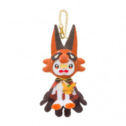Plush Keychain Scorbunny Galar Garden Halloween 2020 japan plush