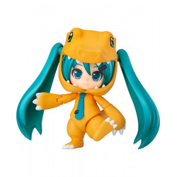 Nendoroid Hatsune Miku Kigurumi Agumon Ver. japan plush