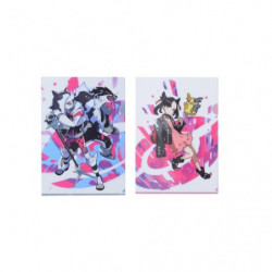 Clear File Marnie & Piers japan plush