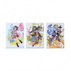 Pochette Transparente Gloria & Donna & Faïza japan plush