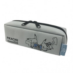 Pencil Case Pikachu number025 japan plush