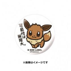 Badge Eevee japan plush