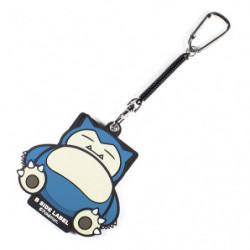Keychain Snorlax japan plush