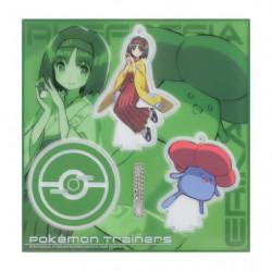 Porte-clés Erika Pokémon Trainers