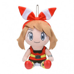 Plush Keychain Trainer May japan plush
