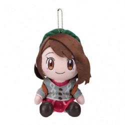 Peluche Porte-clés Gloria Pokémon Trainers