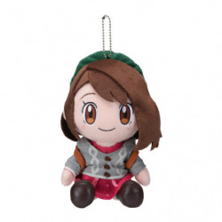 Plush Keychain Trainer Gloria japan plush