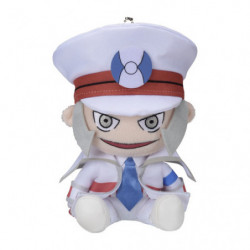 Plush Keychain Trainer Subway Boss Emmet japan plush