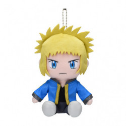 Plush Keychain Trainer Volkner japan plush