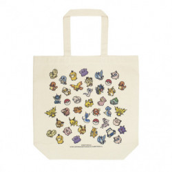 Tote Bag Pokémon all Over japan plush