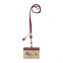 Porte-Cartes Rouge Full of berries japan plush