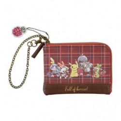 Porte Monnaie Full of berries japan plush