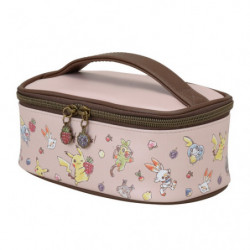 Vanity Pouch Full of berries japan plush