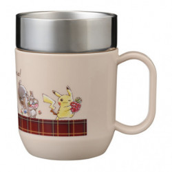 Mug Cup Full of berries japan plush