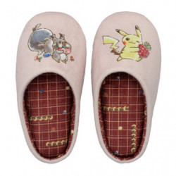 Chaussons Full of berries Rouge M/L japan plush