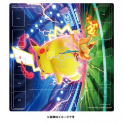 Play Mat Gigantamax Pikachu japan plush