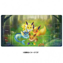 Play Mat Eevee & Evolution japan plush