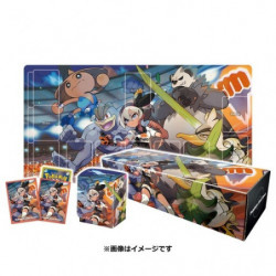 Play Mat Deck Case Card Sleeves Set Bea japan plush
