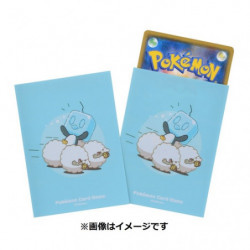 Protèges-cartes Bekaglaçon HELLO PONYTA japan plush