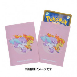 Card Sleeves Galar HELLO PONYTA japan plush