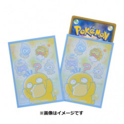 Card Sleeves Psyduck japan plush
