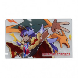 Dock Cover Switch Leon & Charizard japan plush