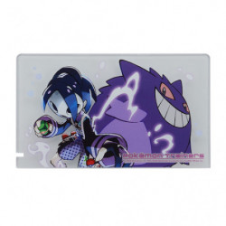 Dock Cover Switch Allister & Gengar japan plush
