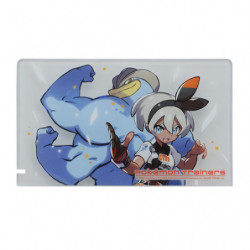 Dock Cover Switch Bea & Machamp Pokémon Trainers