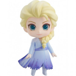 Nendoroid Elsa Blue Dress Ver. Frozen 2 japan plush