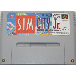 Sim City Jr. Super Famicom japan plush