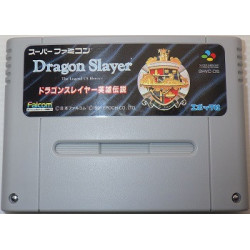 Dragon Slayer: Eiyuu Densetsu / Dragon Slayer: The Legend of Heroes Super Famicom