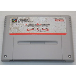 Strike Gunner S.T.G Super Famicom