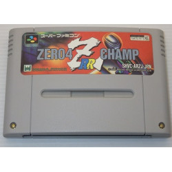 Zero4 Champ RR-Z Super Famicom