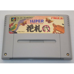 Super Hanafuda 2 Super Famicom japan plush