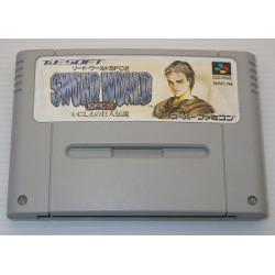 Sword World SFC2 Super Famicom japan plush