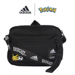 Bag Adidas Pikachu Black japan plush
