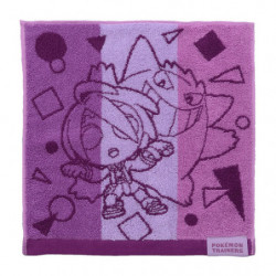 Hand Towel Allister & Gengar japan plush