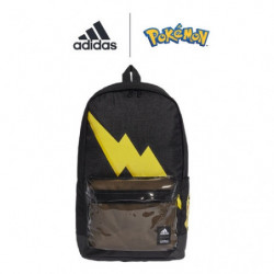 Backpack Pikachu Adidas japan plush