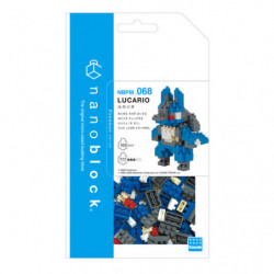Nanoblock Lucario japan plush