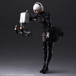 Figure YoRHa No.2 Type B NieR: Automata DX Ver. japan plush