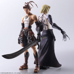 Figure Ashley Riot Sydney Rostarot Vagrant Story BRING ARTS  japan plush