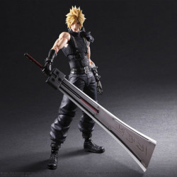 Figure Cloud Strife Final Fantasy 7 Remake PLAY ARTS Version 2 japan plush