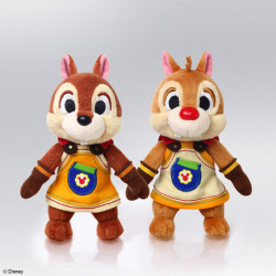 Plush Chip and Dale Kingdom Hearts 3 japan plush