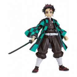 figma Tanjiro Kamado Demon Slayer: Kimetsu no Yaiba japan plush
