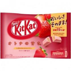 Kit Kat Mini Fraise japan plush