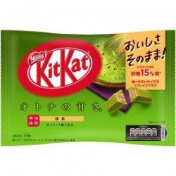 Kit Kat Mini Maccha japan plush